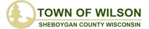 Town of Wilson Sheboygan County Wisconsin