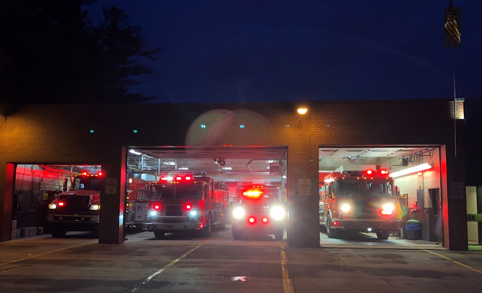Town of Wilson Fire Station